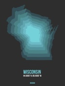 NAXART Studio - Wisconsin Radiant Map 5