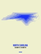 NAXART Studio - North Carolina Radiant Map 1