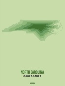 NAXART Studio - North Carolina Radiant Map 2