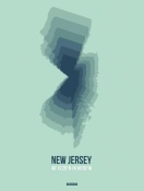 NAXART Studio - New Jersey Radiant Map 2