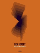 NAXART Studio - New Jersey Radiant Map 3