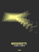 NAXART Studio - Massachusetts Radiant Map 4