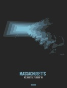 NAXART Studio - Massachusetts Radiant Map 6