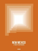NAXART Studio - New Mexico Radiant Map 3