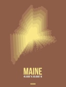NAXART Studio - Maine Radiant Map 3