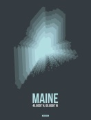 NAXART Studio - Maine Radiant Map 4