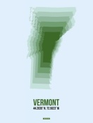 NAXART Studio - Vermont Radiant Map 2