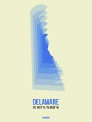 NAXART Studio - Delaware Radiant Map 1
