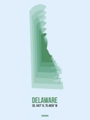 NAXART Studio - Delaware Radiant Map 2