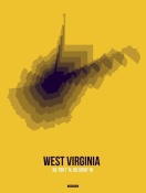 NAXART Studio - West Virginia Radiant Map 3