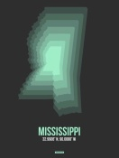 NAXART Studio - Mississippi Radiant Map 4
