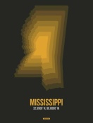 NAXART Studio - Mississippi Radiant Map 5