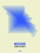 NAXART Studio - Missouri Radiant Map 1