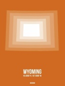 NAXART Studio - Wyoming Radiant Map 3