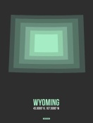 NAXART Studio - Wyoming Radiant Map 4