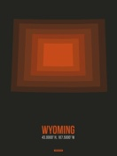 NAXART Studio - Wyoming Radiant Map 5