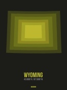 NAXART Studio - Wyoming Radiant Map 6