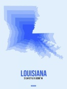 NAXART Studio - Louisiana Radiant Map 1