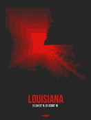 NAXART Studio - Louisiana Radiant Map 4