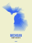 NAXART Studio - Michigan Radiant Map 1