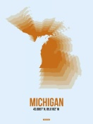 NAXART Studio - Michigan Radiant Map 2