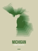 NAXART Studio - Michigan Radiant Map 3