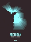 NAXART Studio - Michigan Radiant Map 6