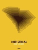 NAXART Studio - South Carolina Radiant Map 3
