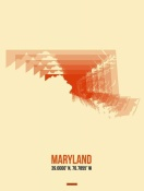 NAXART Studio - Maryland Radiant Map 1