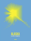 NAXART Studio - Alaska Radiant Map 2