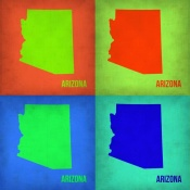 NAXART Studio - Arizona Pop Art Map1
