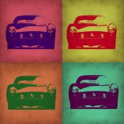 NAXART Studio - Ferrari Pop Art 1