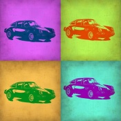 NAXART Studio - Porsche Pop Art 1