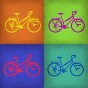NAXART Studio - Vintage Bicycle Pop Art 1