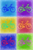 NAXART Studio - Vintage Bicycle Pop Art 2
