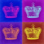 NAXART Studio - Crown Pop Art 1