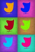 NAXART Studio - Egg Chair Pop Art  2