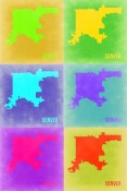 NAXART Studio - Denver Pop Art Map 3
