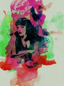 NAXART Studio - Mia Wallace Pulp Fiction