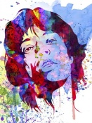 NAXART Studio - Jagger Watercolor
