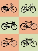 NAXART Studio - Bicycle Poster