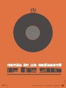 NAXART Studio - Music is the Soul Poster