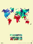 NAXART Studio - It's a Beautifull World Poster 2