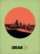 NAXART Studio - Chicago Circle Poster 2