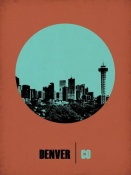 NAXART Studio - Denver Circle Poster 1