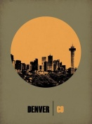 NAXART Studio - Denver Circle Poster 2