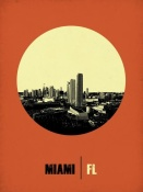 NAXART Studio - Miami Circle Poster 2