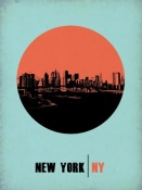 NAXART Studio - New York Circle Poster 2