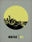NAXART Studio - Seattle Circle Poster 2