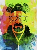 NAXART Studio - Walter White Watercolor 1